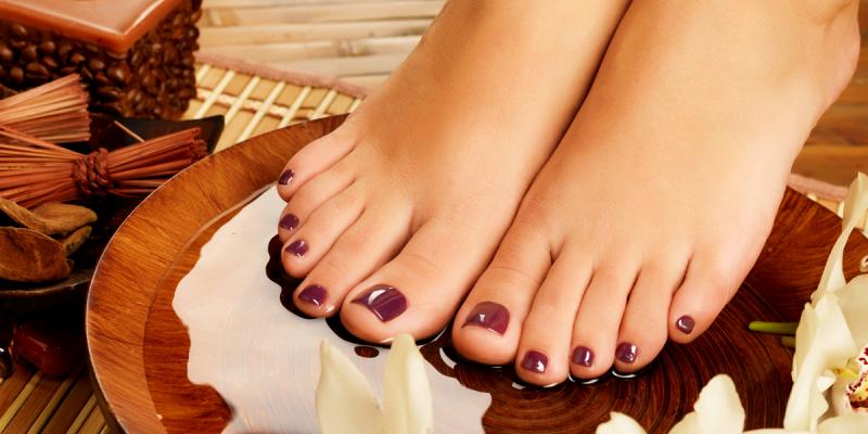 voet verzorging